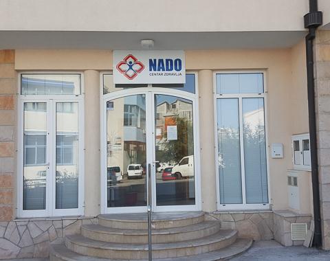 Nado centar Split